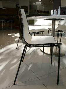 3D colour židle