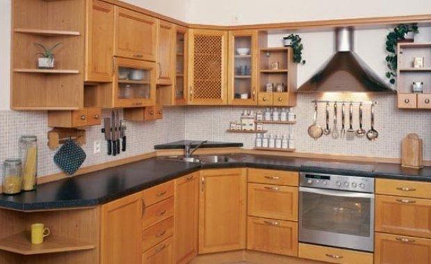 Kuchyně Cesara