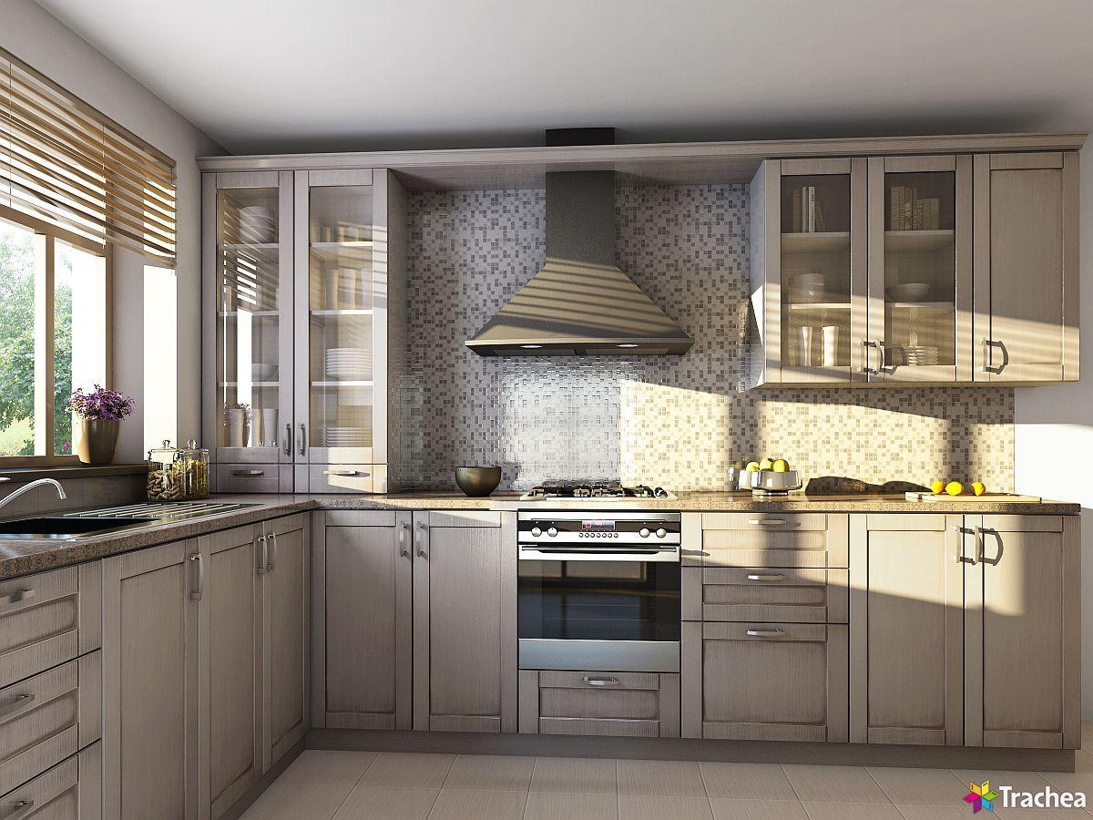 Kuchyně Provence
