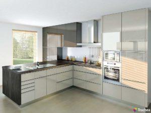 Ukázka kuchyně z fólie 3