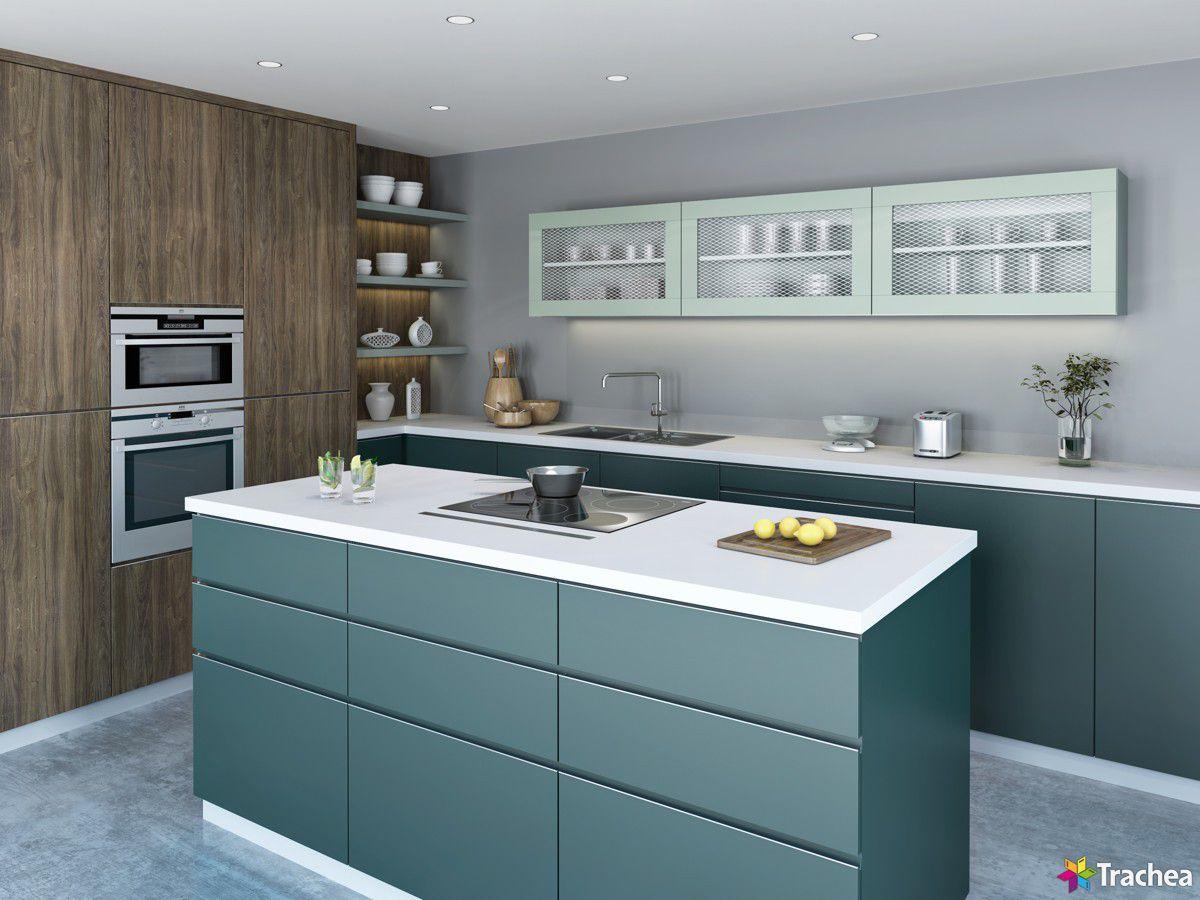 Ukázka kuchyně z fólie 6