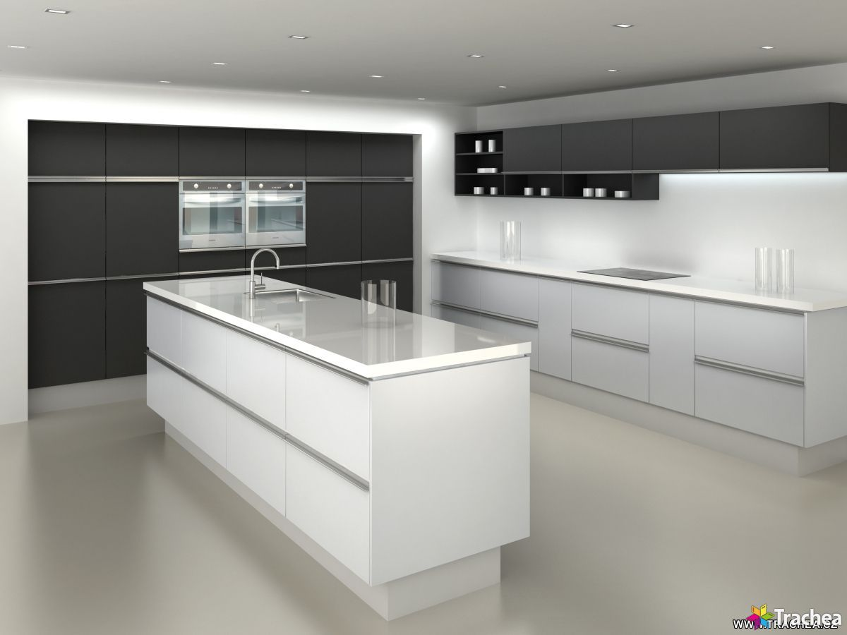 Ukázka kuchyně z fólie 1
