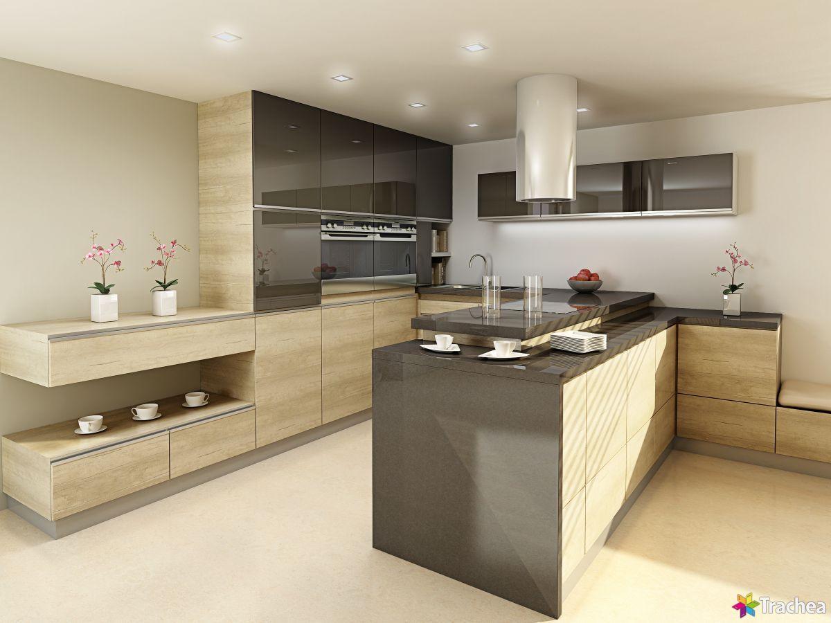 Ukázka kuchyně z fólie 2