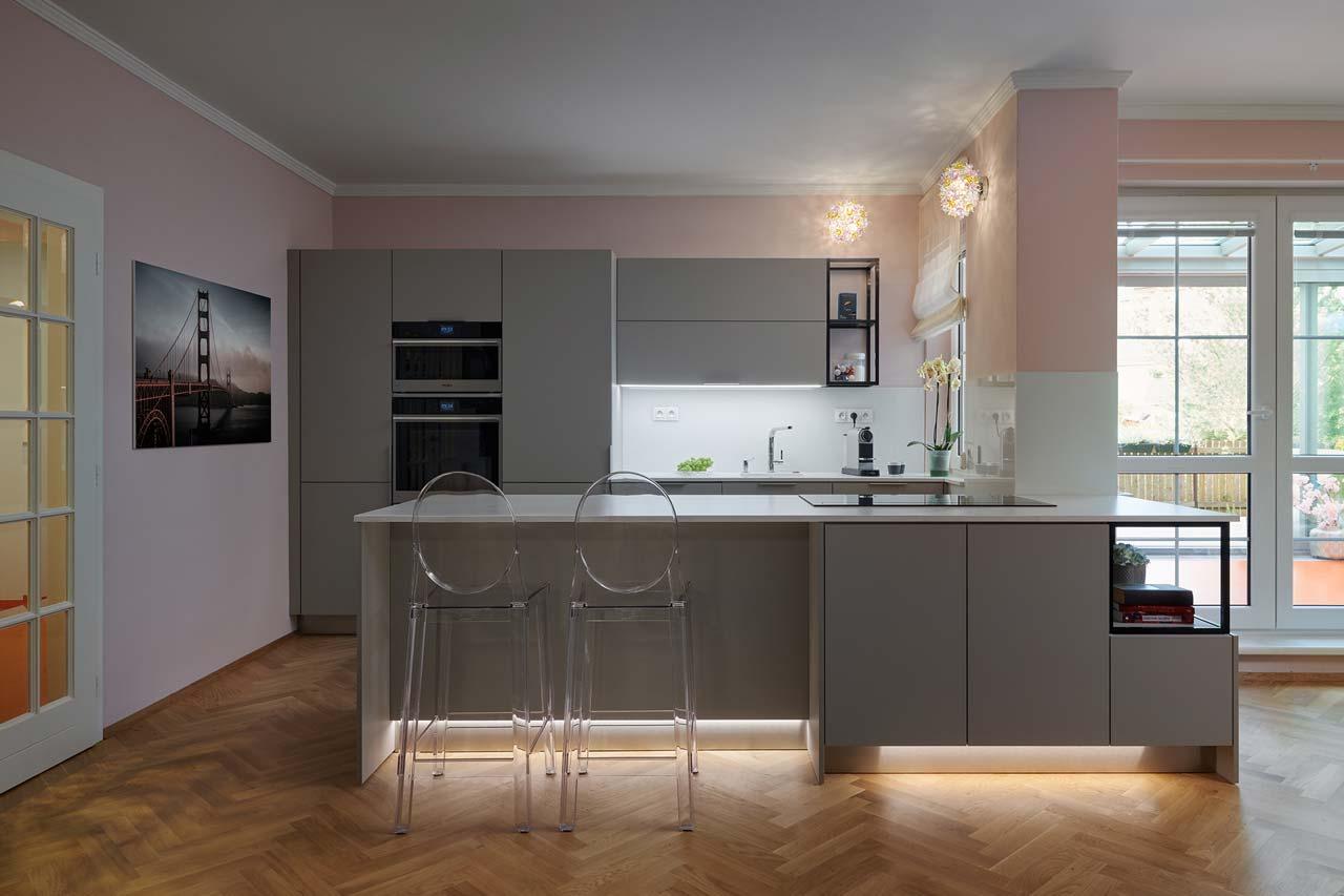 Realizace - byt Praha Barrandov